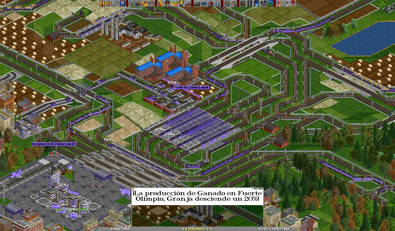 Open Transport Tycoon Deluxe