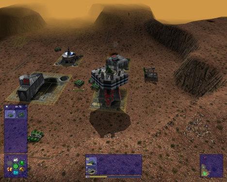 Warzone 2100 Ingame