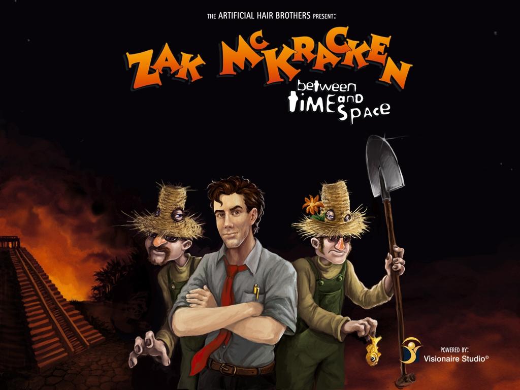 Zak MacKracken