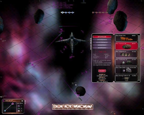 Allegiance - Command Deploy Builder